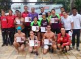 DOURADENSES PARTICIPARAM DO FESTIVAL SESI AQUATHLON