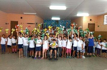 b852f34ef1277 Prefeitura distribui ovos de páscoa para Escolas Municipais